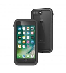 Husa de protectie Catalyst Waterproof pentru iPhone 7/8 Plus, Negru