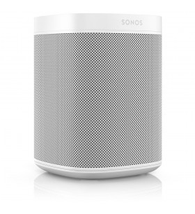 Boxa Sonos ONE Smart, Wireless, Multiroom, Voice Control, Alb