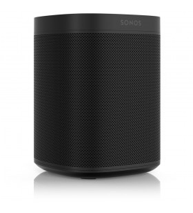 Boxa Sonos ONE Smart, Wireless, Multiroom, Voice Control, Negru