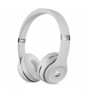 Beats - Solo3 Wireless On-Ear Headphones - Satin SIlver