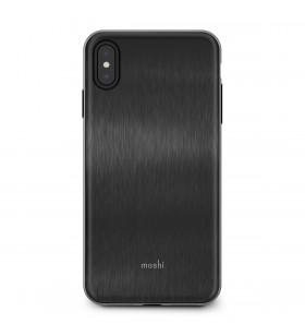 Moshi iGlaze for iPhone XS Max - Armour Black