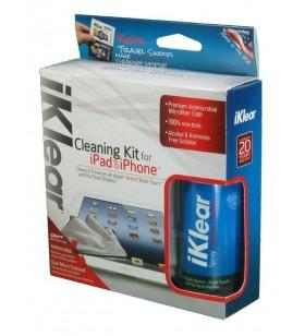 Kit de curatare iKlear pentru iPad & iPhone