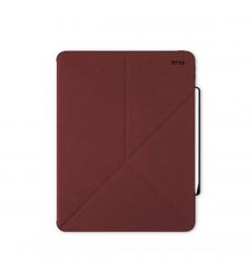 """Husa de protectie iStyle Flip pentru iPad Pro 11"""", Rosu"""