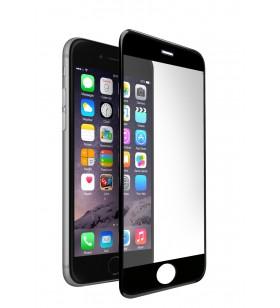Folie de protectie din sticla 3D Next One pentru iPhone 7/8/SE, Negru