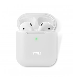 iSTYLE Silicone Cover AirPods 2nd gen - White