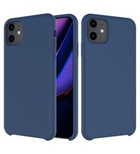 Husa de protectie Next One pentru iPhone 11 Pro Max, Silicon, Cobalt Blue