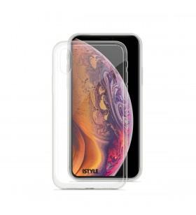 Husa de protectie iSTYLE pentru iPhone X / Xs, Transparent