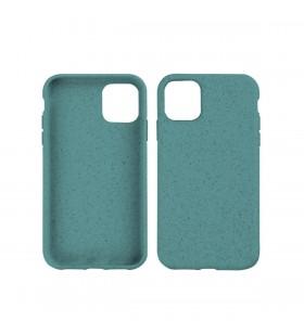 Husa de protectie biodegradabila NextOne pentru iPhone 11, Verde