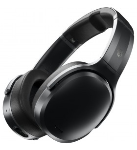 Casti On-Ear SKULLCANDY Crusher ANC, Wireless, Negru