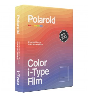 Set 8 coli de film color pentru Polaroid i-Type, rame colorate