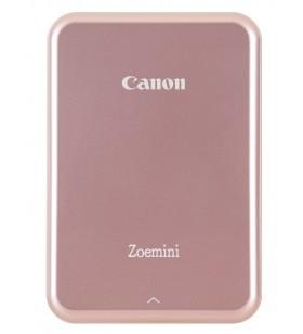"""Canon Zoemini PV-123 imprimante pentru fotografii ZINK (Zero cerneală) 314 x 400 DPI 2"""" x 3"""" (5x7.6 cm)"""