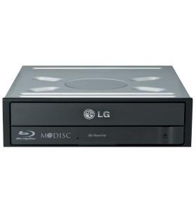 LG BH16NS55.AHLR10B unități optice Intern Negru Blu-Ray DVD Combo