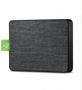 Seagate Ultra Touch 500 Giga Bites Negru
