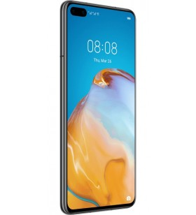 "Huawei P40 15,5 cm (6.1"") 8 Giga Bites 128 Giga Bites Dual SIM 5G USB tip-C Negru Android 10.0 3800 mAh"