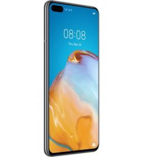"""Huawei P40 15,5 cm (6.1"""") 8 Giga Bites 128 Giga Bites Dual SIM 5G USB tip-C Argint Android 10.0 3800 mAh"""