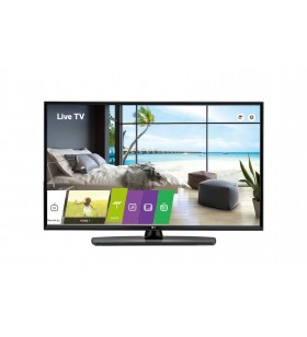 "LG 55UU661H Televizor Ospitalitate 139,7 cm (55"") 4K Ultra HD 500 cd m² Negru Smart TV 20 W"