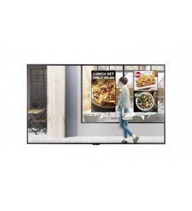 "LG 49XS4F Afișaj Semne 124,5 cm (49"") LED Full HD Panou informare digital de perete Negru Web OS"