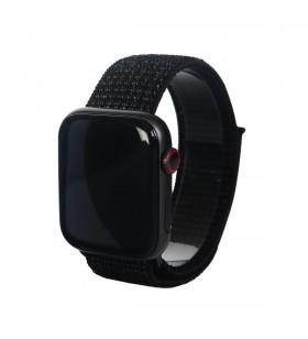 Curea Next One pentru Apple Watch 42/44mm Sport Loop, Negru
