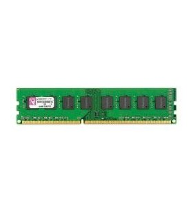 Kingston Technology ValueRAM 4GB DDR3-1333 module de memorie 4 Giga Bites 1333 MHz