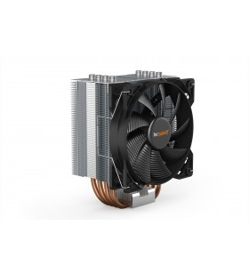 be quiet! Pure Rock 2 Procesor Set răcire 12 cm 16 buc. Argint