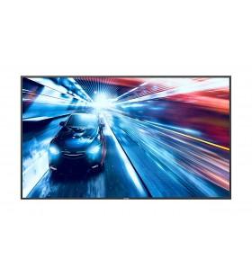 "Philips 50BDL3010Q 00 Afișaj Semne 125,7 cm (49.5"") LED 4K Ultra HD Panou informare digital de perete Negru"
