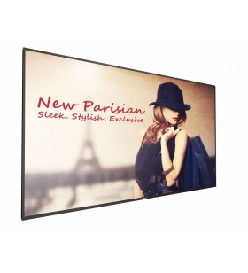 "Philips 65BDL4150D 163,8 cm (64.5"") 4K Ultra HD Panou informare digital de perete Negru Android 7.1.2"