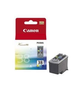 Canon CL-38 Original Cyan, Magenta, Galben 1 buc.