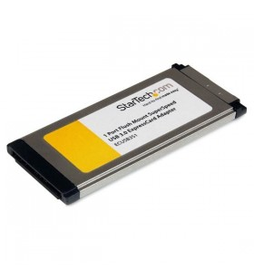 StarTech.com ECUSB3S11 plăci adaptoare de interfață USB 3.2 Gen 1 (3.1 Gen 1)