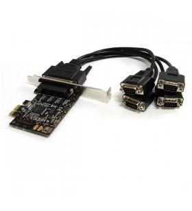 StarTech.com PEX4S553B plăci adaptoare de interfață Serial Intern