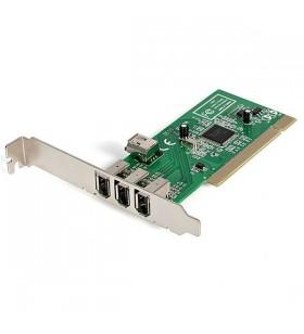 StarTech.com PCI1394MP plăci adaptoare de interfață IEEE 1394 Firewire Intern