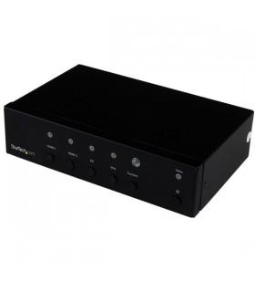 StarTech.com HDVGADP2HD distribuitoare video HDMI VGA DisplayPort