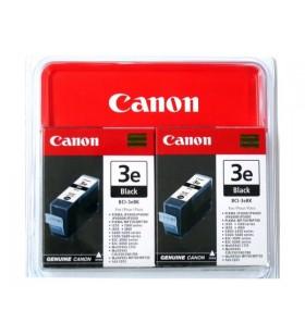 Canon BCI-3EBK, 2-pack Original Negru 2 buc.