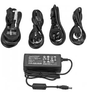 StarTech.com SVA12M5NA adaptoare și invertoare de curent De interior