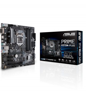 ASUS PRIME H370M-PLUS LGA 1150 (Mufă H4) micro-ATX Intel® H370