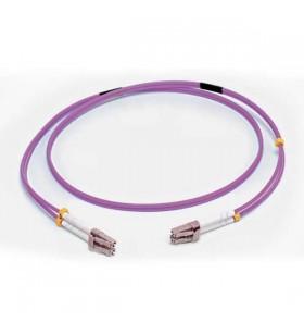 C2G 20M LC LC OM4 LSZH FIBRE PATCH - VIOLET cabluri din fibră optică