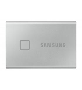 Samsung T7 Touch 500 Giga Bites Argint