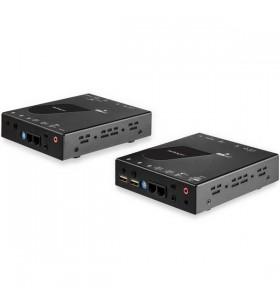 StarTech.com SV565HDIP switch-uri pentru tastatură, mouse și monitor (KVM) Negru
