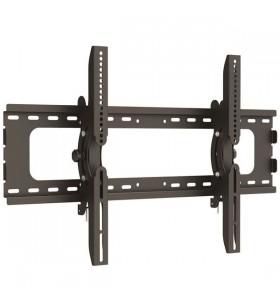 """StarTech.com FLATPNLWALL suporturi de perete pentru monitoare televizoare LCD 190,5 cm (75"""") Negru"""