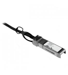 StarTech.com SFPCMM2M cabluri de rețea 2 m Negru