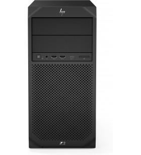 HP Z2 G4 Intel® Core™ i7 generația a 9a i7-9700K 16 Giga Bites DDR4-SDRAM 512 Giga Bites SSD Tower Negru Stație de lucru