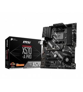 MSI X570-A PRO Mufă AM4 ATX AMD X570