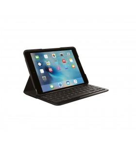 Logitech Focus tastatură pentru terminale mobile QWERTY Spaniolă Negru Bluetooth