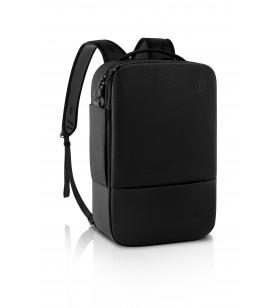 """DELL Pro Hybrid Briefcase Backpack 15 genți pentru notebook-uri 38,1 cm (15"""") Rucsac Negru"""