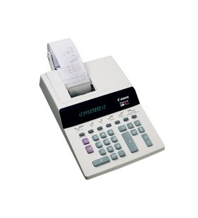 Canon P29-D IV calculator Spaţiul de lucru Calculator cu tipărire Alb