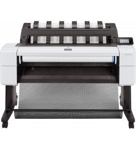 HP Designjet T1600 imprimante de format mare Inkjet termală Culoare 2400 x 1200 DPI 914 x 1219 mm Ethernet LAN