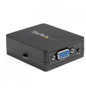 StarTech.com VGA2VID2 convertoare video Convertor video activ 1920 x 1080 Pixel