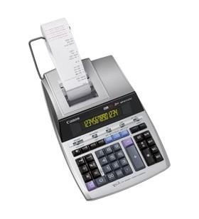 Canon MP1411-LTSC calculator Spaţiul de lucru Calculator cu tipărire Argint