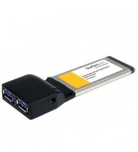 StarTech.com ECUSB3S22 plăci adaptoare de interfață USB 3.2 Gen 1 (3.1 Gen 1) Intern