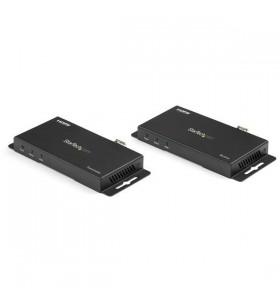 StarTech.com ST121HD20FXA repetoare audio video Emițător & receiver AV Negru
