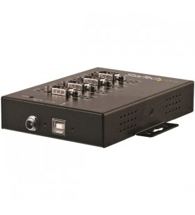 StarTech.com ICUSB234854I hub-uri de interfață USB 2.0 Type-B Negru